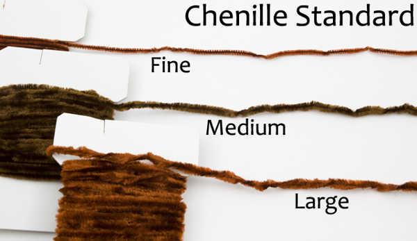 Bild på Standard Chenille Large (6mm)
