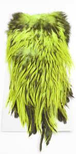 Bild på Keough Saltwater Tuppsadlar Badger - Chartreuse