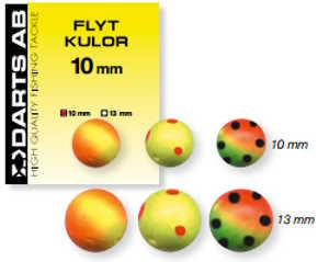 Bild på Darts Flytkulor 10mm
