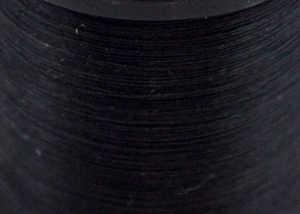 Bild på UNI Thread 8/0 - 72 Den Black