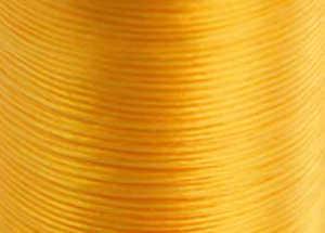 Bild på UNI 4-strand Floss Bright Yellow