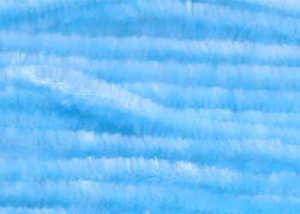 Bild på Standard Chenille Fine (3mm) Blue