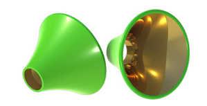 Bild på Pro ConeDisc (Green) Large (9st/förp)