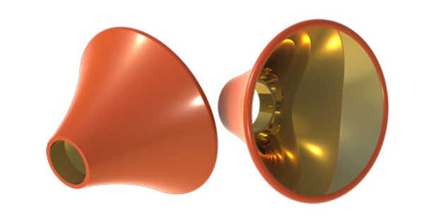 Bild på Pro ConeDisc (Orange)