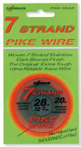Bild på Wire 7-Strand  (20 meter) 28lbs