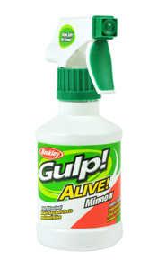 Bild på Gulp Alive Spray Minnow