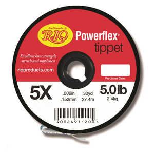 Bild på RIO Powerflex Tippet - 27m 0,483mm (15,9kg)