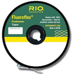Bild på RIO Fluoroflex Tippet - 46m 0,38mm (9kg)