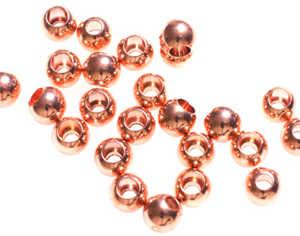 Bild på Cyclop Beads Copper 5mm (10-pack)