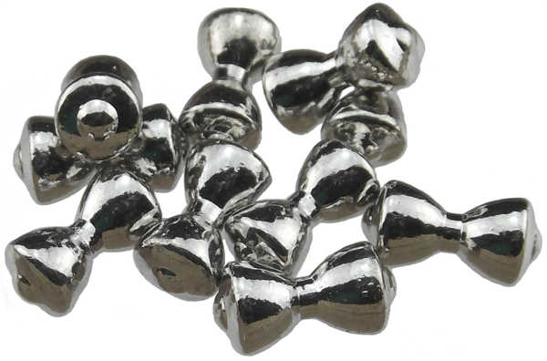 Bild på Dumbbell Eyes Silver (10-pack)
