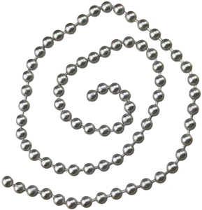 Bild på Kulkätting Silver Large (3,9mm)