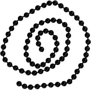 Bild på Kulkätting Svart Medium (3,2mm)