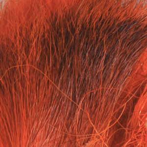 Bild på Hjortsvans/Bucktail i bitar Orange