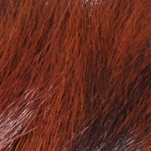 Bild på Hjortsvans/Bucktail i bitar Brown