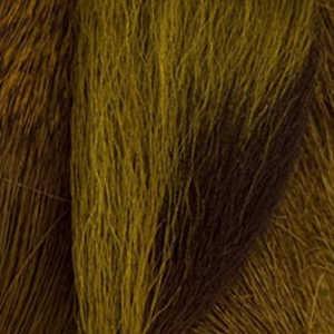 Bild på Hjortsvans/Bucktail i bitar Olive