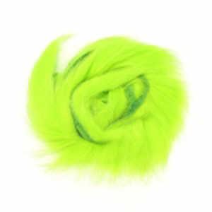 Bild på Kaninstrimlor Magnum (6mm) Fluo Chartreuse