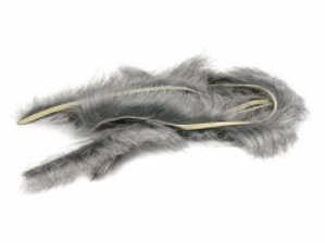 Bild på Kanin Zonker (3mm) Mouse Grey