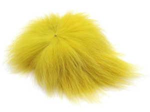 Bild på Rävsvans i bit - XL Fluo Yellow