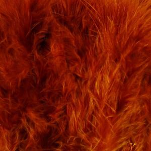 Bild på Marabou Strung  Rusty brown