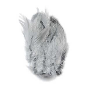 Bild på Schlappen (Lösa fjädrar från tuppnacke) Grey