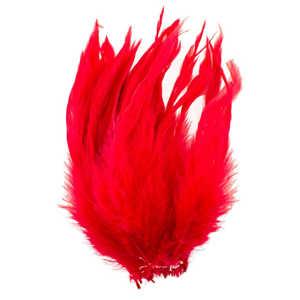 Bild på Schlappen (Lösa fjädrar från tuppnacke) Red