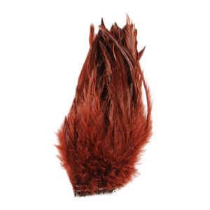 Bild på Schlappen (Lösa fjädrar från tuppnacke) Brown
