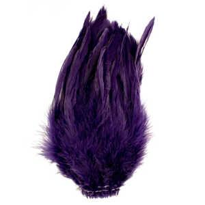Bild på Schlappen (Lösa fjädrar från tuppnacke) Purple