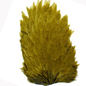 Bild på Hönssadel Golden Olive