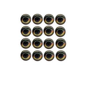 Bild på Fish Skull Living Eyes Earth 5mm (20st)
