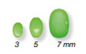 Bild på Darts Pärlor Lys (11-20 pack) 3mm