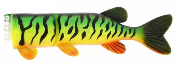 Bild på Westin Mike The Pike Spare Body 28cm Firetiger *UTGÅENDE FÄRG*