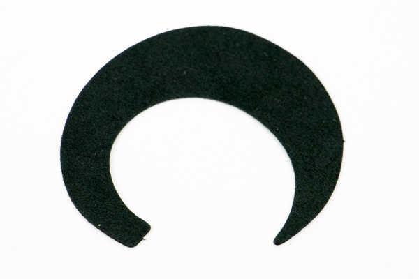 Bild på Wiggle Tails Black (6 pack)
