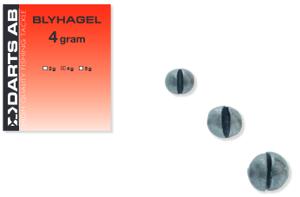 Bild på Darts Splitshots/Blyhagel  4 gram (7-pack)
