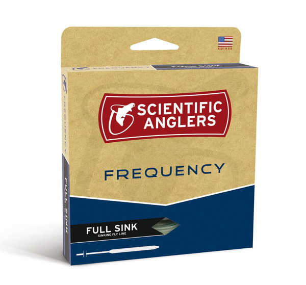 Bild på Scientific Anglers Frequency Sinking -Sjunk 5- WF8