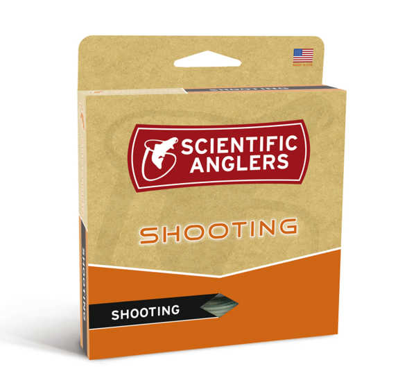 Bild på Scientific Anglers Freshwater Shooting 0,38''