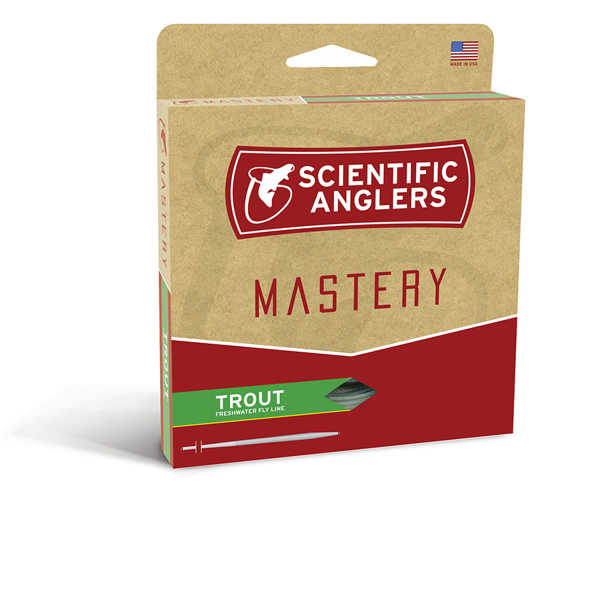 Bild på Scientific Anglers Mastery Trout WF3