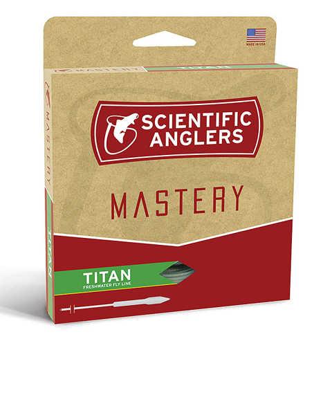 Bild på Scientific Anglers Mastery Titan WF7