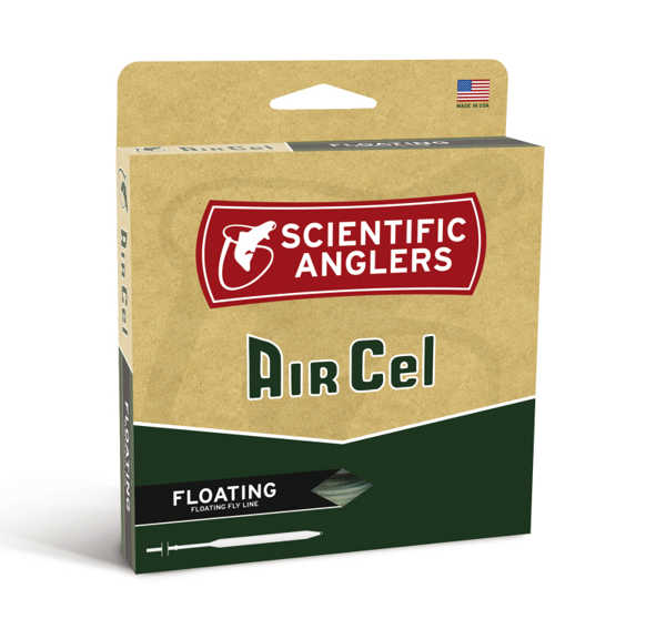 Bild på Scientific Anglers Air Cel WF7