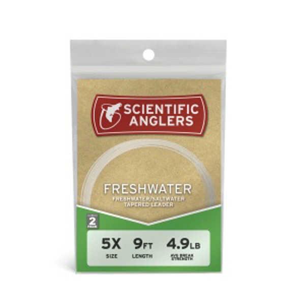 Bild på Scientific Anglers Freshwater - 9 fot (2-pack)