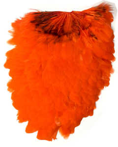 Bild på Whiting 4 B's Hönssadel Hot Orange