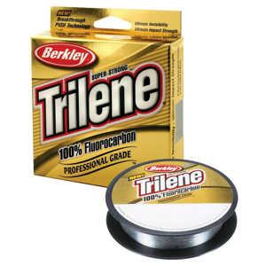 Bild på Berkley Trilene 100% Fluorocarbon 50m 0,18mm / 2,3kg