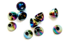 Bild på FITS Tungsten Coneheads Frödin (10-pack) Rainbow - Micro