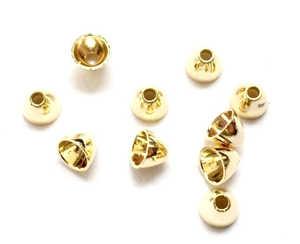 Bild på FITS Tungsten Coneheads Frödin (10-pack) Gold - Small