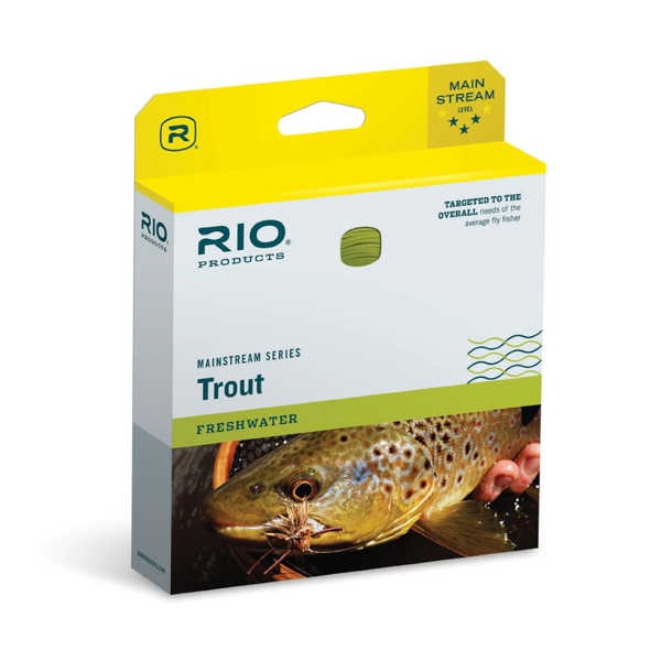 Bild på RIO Mainstream Trout WF8