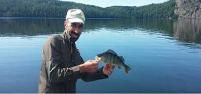 Fiske rapport från Team Predator
