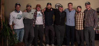 Teamfiskare i Seatroutbattle