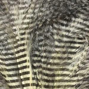 Bild på Marabou Fine Barred Feathers Cream