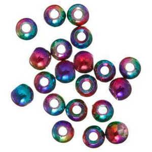 Bild på Tungstens Beads (10-pack) Rainbow 3,8mm