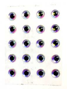 Bild på Mirage Eyes (20-pack) 4mm