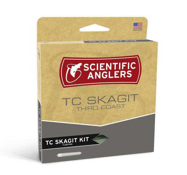 Bild på Scientific Anglers Skagit Extreme Multi Tip Kit
